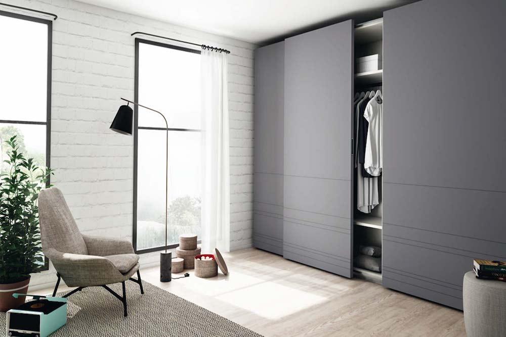 soluciones de almacenaje para tu dormitorio