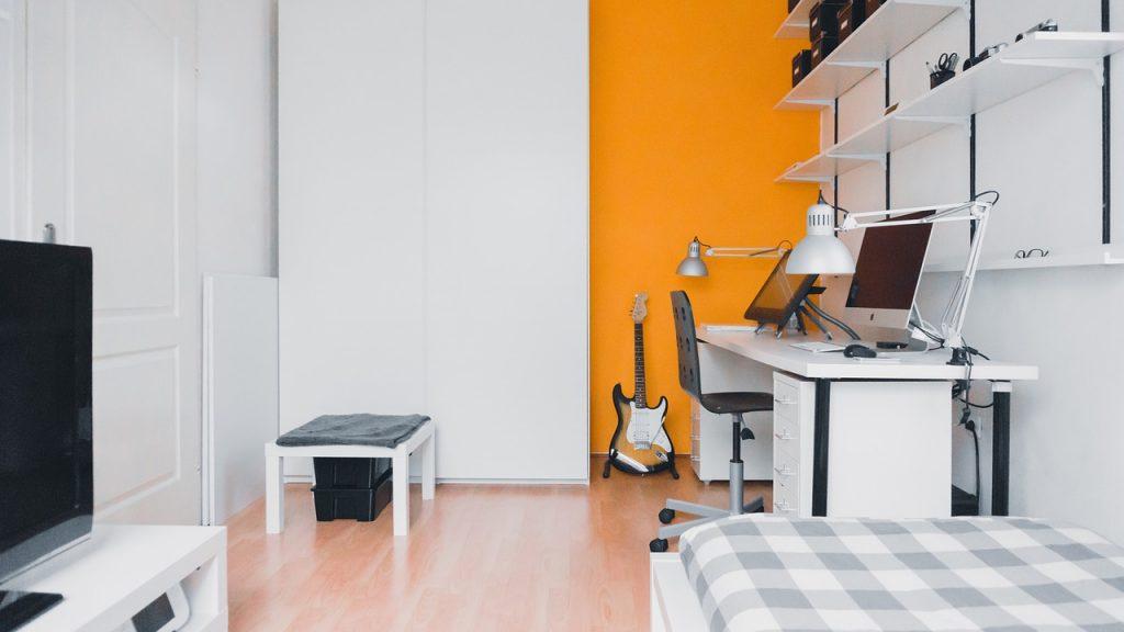 ideas para dormitorio juvenil pequeño